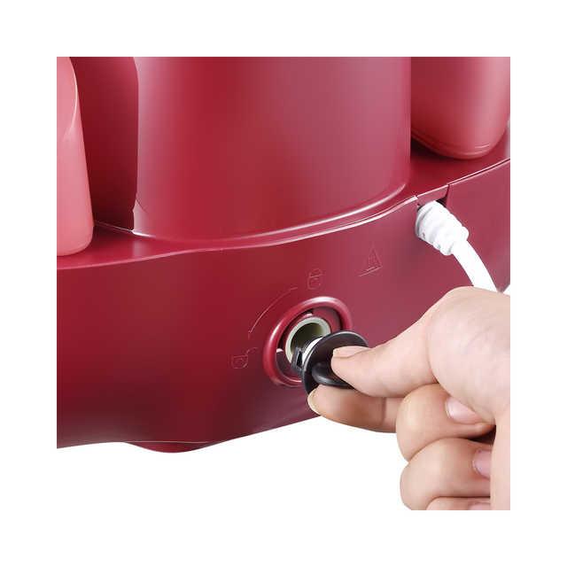 【焕然如新】挂烫机 九孔烫头 新型防折管 一体双杆 YGD20D1