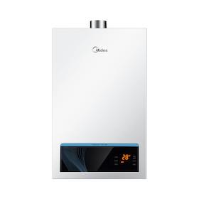 燃气热水器 12升恒温 三档变升 瓷白色 JSQ22-12WH5D(T) 天然气