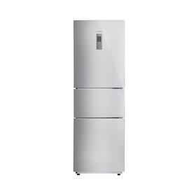 冰箱 智能三门控温 两天一度电 10KG强冷冻力 BCD-215TZM(E)