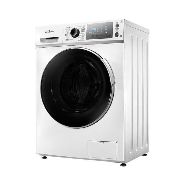洗烘一体机 8KG变频 欧式简约白外观 速风蒸汽烘干 不掉色 APP智能操控  MD80-11WDX