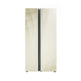 冰箱 529L变频风冷智能冰箱 轻奢对开BCD-529WKGPZM(E)