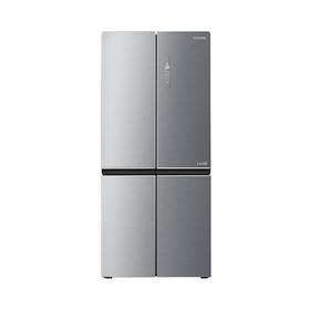 冰箱 十字对开 四门三温 等离子除菌 水润风冷 BCD-531WTPZV