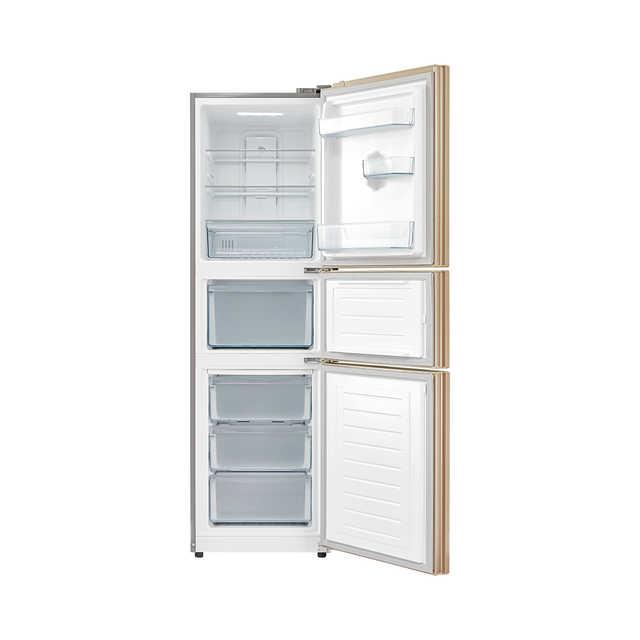 【电脑控温】Midea/美的冰箱 230L 风冷无霜 节能省电 BCD-230WTM(E)