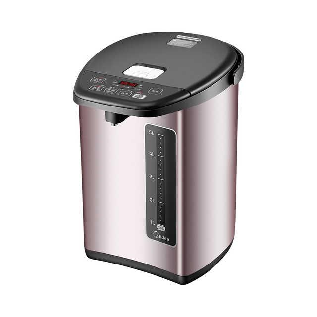 【送149元新春礼盒】电热水瓶 5L容量 3段出水 5段智能控温 断电出水 PF708c-50T