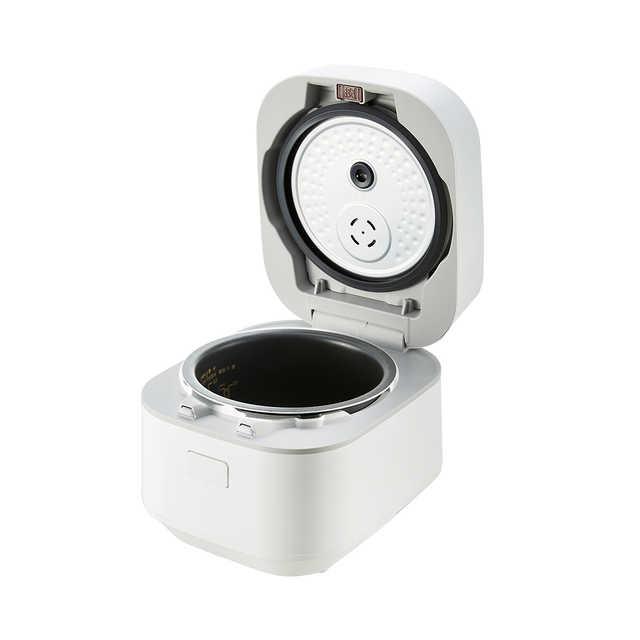 【颜值款】电饭煲 3L精致容量 一体化面板 IH加热 精钢厚釜内胆 MB-WHS30C96