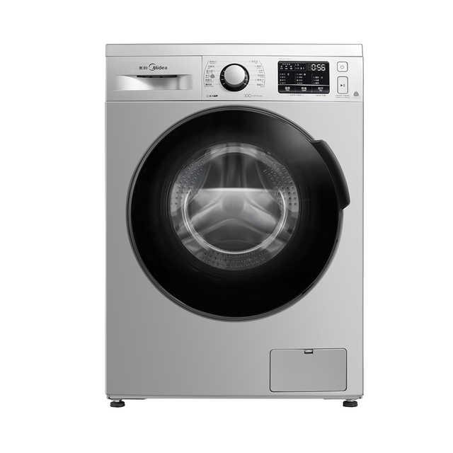 洗烘一体机 8KG变频 5档转速可调 速风蒸汽烘干 清新祛味  MD80VT715DS5